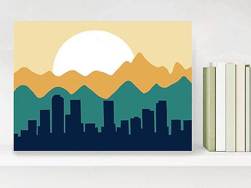 Colorado Mile High City