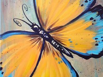Butterfly Kisses II