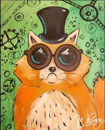Clockwork Kitty
