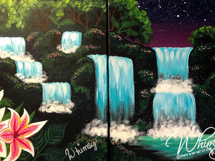 Fountain of Dreams Date Night