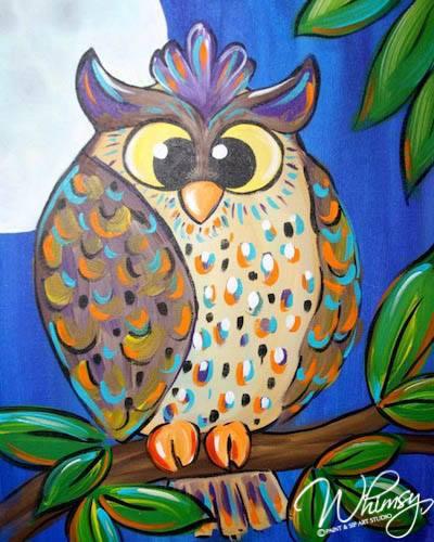 Artsy Owl