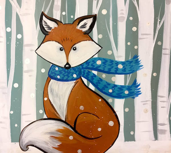 A Foxy Winter
