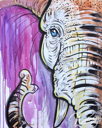 Elephant Elegance