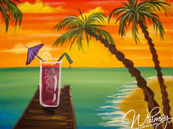 Pink Lemonade Paradise