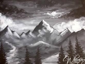 Ansel Adams Mountains