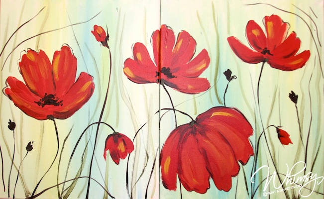 Poetic Poppies