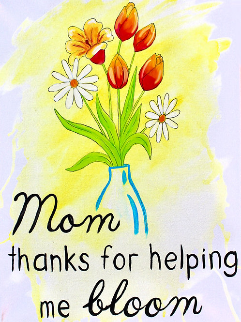 Mother's Day Greetings - Bloom