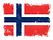 Painted Norway flag.png