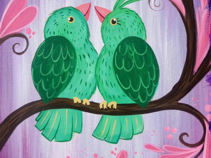 Parrot Passion