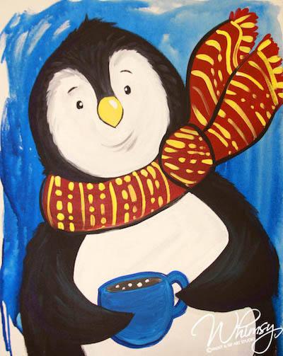 Pete the Penguin