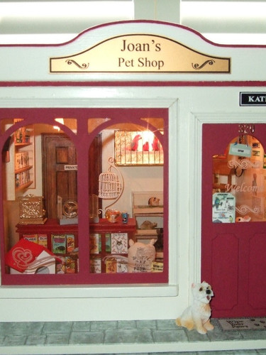 Joan's Pet Shop