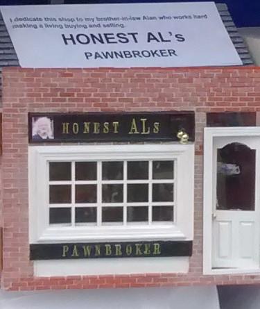 Honest Al's Pawnbroker.