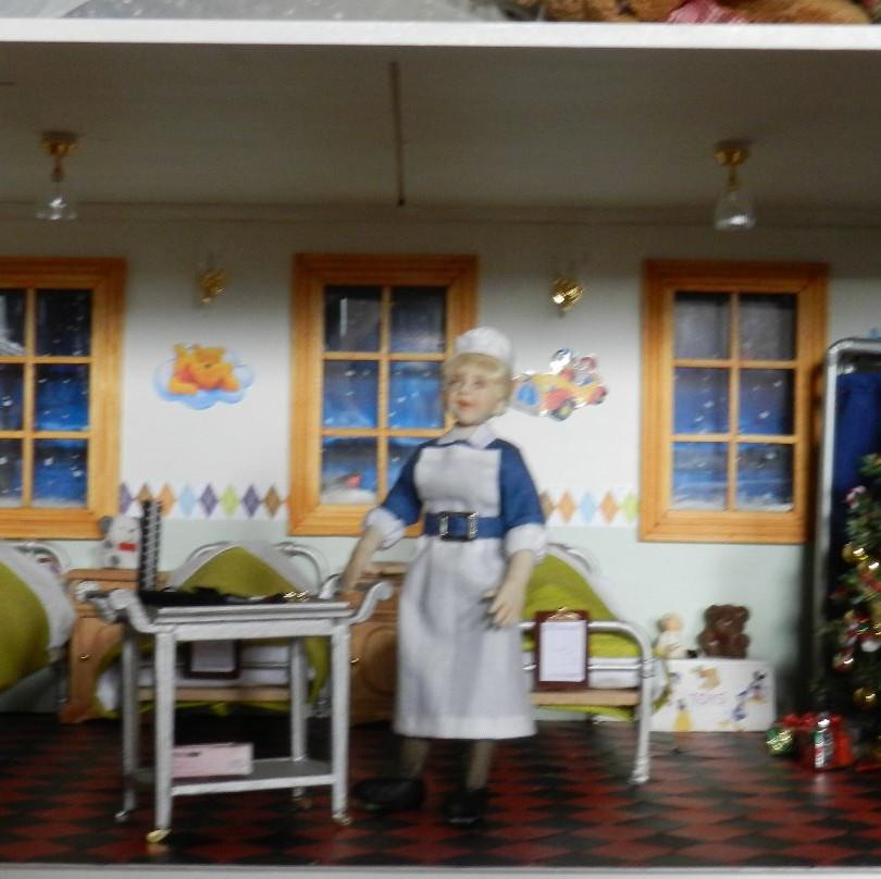 Children's Ward on Christmas Eve