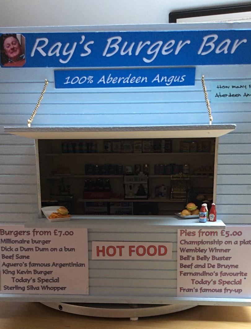 Ray's Burger Bar