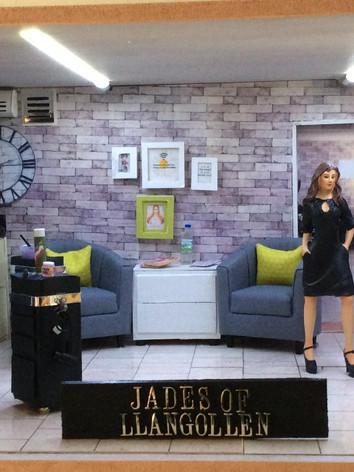 Jades Hairdresser, Llangollen