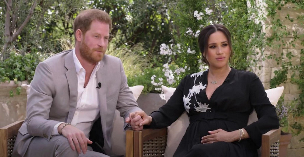 Meghan Markle and Prince Harry's interview with Oprah Winfrey