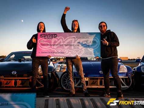 Round One of Applications for the Stacked Motorsports Festival Ends - Round Two Opens