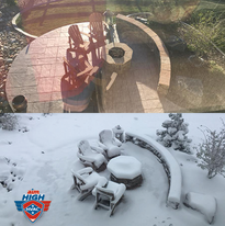 The weather in Colorado can change just like that. Are you ready? Aim High HVAC is ready to serve you in all weather conditions.