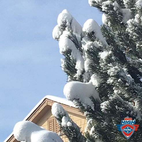 We keep you warm during Colorado winters.