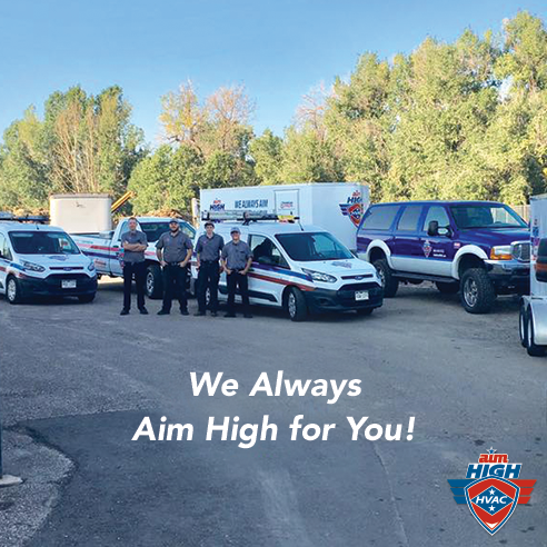 We Always Aim High for You!