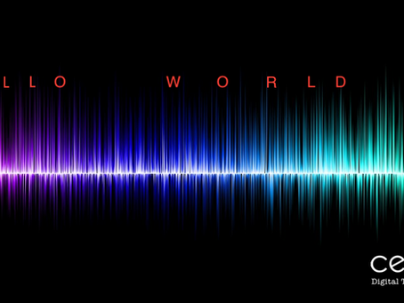 Audio data with deep learning - the next frontier