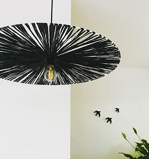 lampe maison bonjour - soleil noir 1-1.j