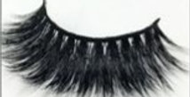 MINK EYELASHES (SHERRY)