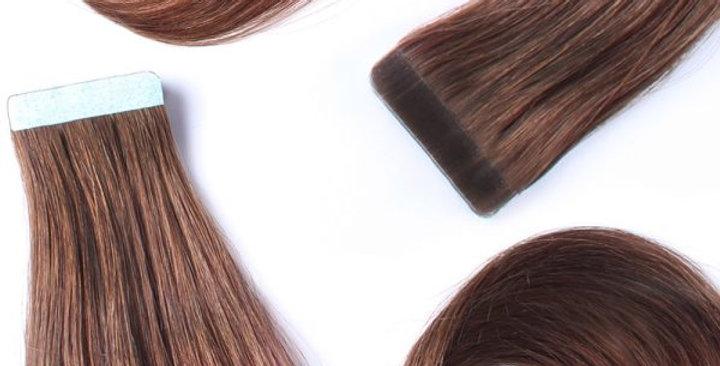 20″-22″ Premium Gold Range Tape Hair (1 Pack of 10 Strands)