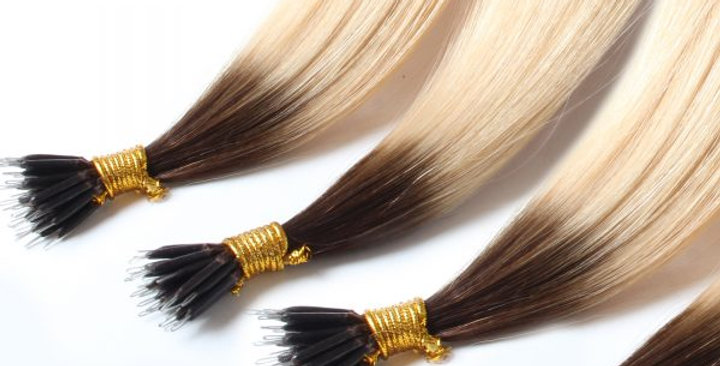 16″-18″ Premium Gold Range Nano Tips (1 Pack of 25 Strands)