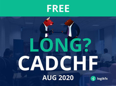 CADCHF Trade Idea (Aug, 2020) Long