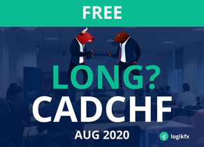 CADCHF Trade Idea (Aug, 2020) Long