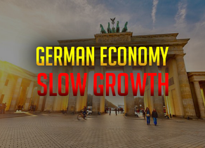 German Economic Growth Lowest in 5 Years
