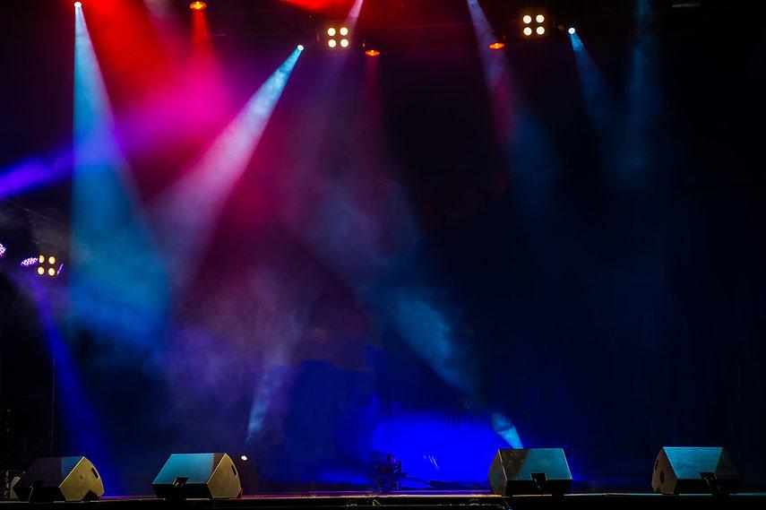 Performance-moving-lighting.-Concert-Lig