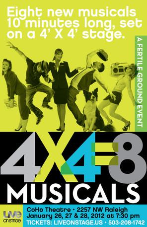 4x4=8 Musicals