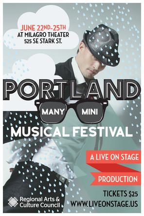 Portland Many  Mini Musicals