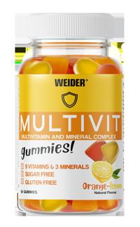 Weider Gummies Multivit Dose 80Stk