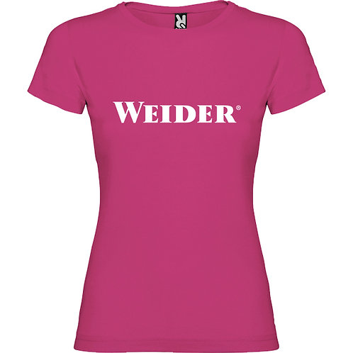 Weider T-Shirt Women Pink