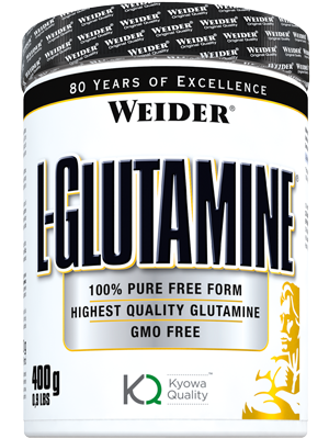 Weider L-Glutamin Dose 400g