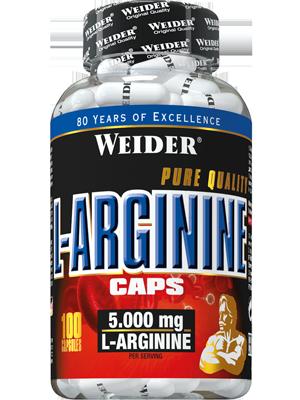 Weider L-Arginine Dose 100 Caps