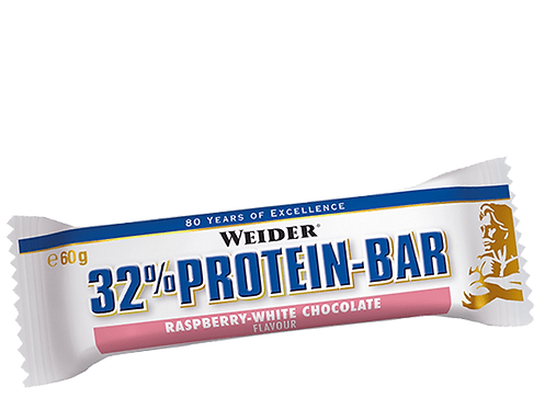 Weider 32% Protein Riegel Display à 24Stk