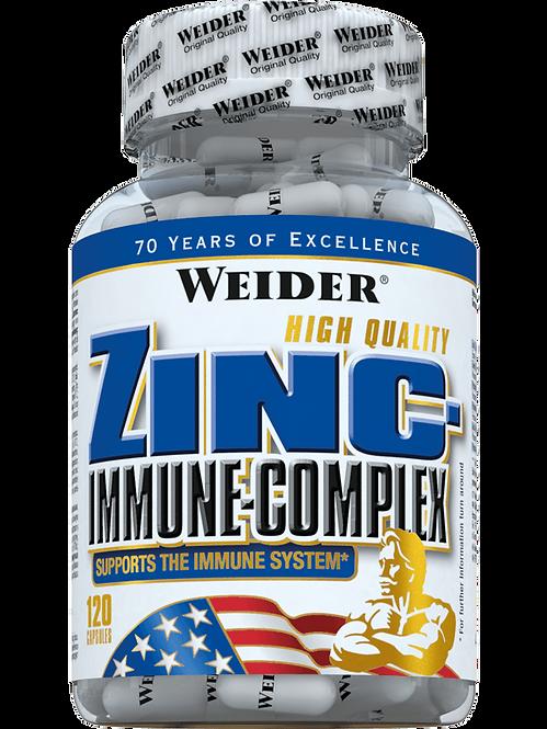 Weider Zink Immune-Complex Dose 120 Tabletten
