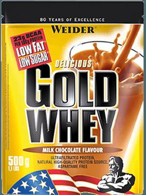 Weider Gold Whey Protein Beutel 500g