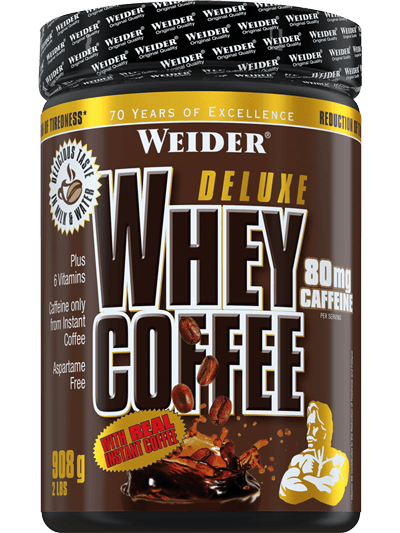Weider Whey Coffee Dose à 908g