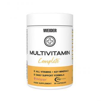Weider Multivitamin Dose à 90 Kapseln