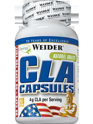 Weider CLA Dose 120 Tabletten