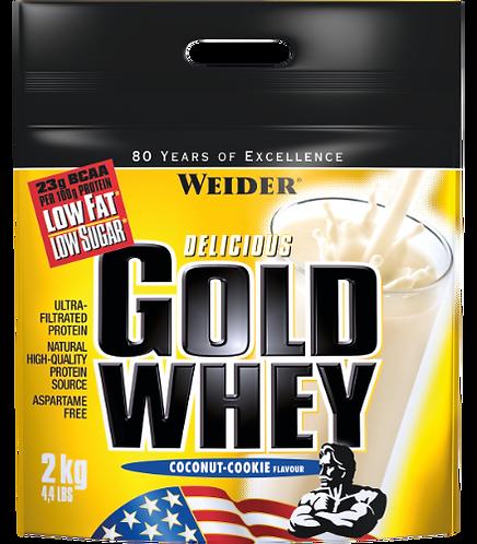 Weider Gold Whey Protein Beutel 2kg