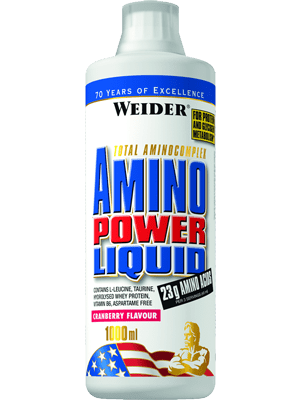 Weider Pure Amino Power Liquid 1lt