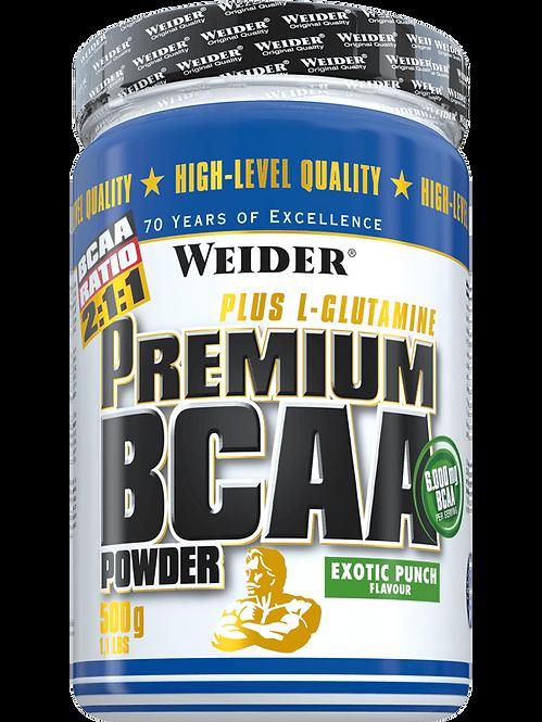 Weider Premium BCAA Powder Dose 500g