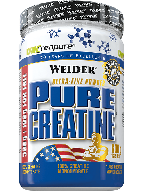 Weider Pure Creatine Pulver Dose 600g