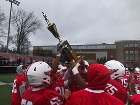 Melrose Red Raiders Thankgiving Champs